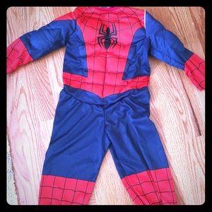 Spider-Man |  12 mo costume